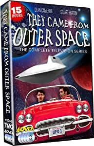They Came From Outer Space - The Complete Television Series