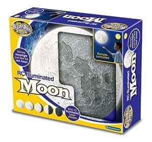 Brainstorm Toys RC Illuminated Moon