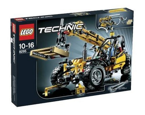 LEGO Technic 8295: Telescopic Handler