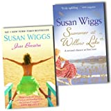 Susan Wiggs Susan Wiggs The Lakeshore Chronicles 2 Books Collection Pack Set RRP: £15.98 (Just Breathe, Summer at Willow Lake)