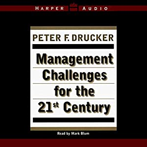 Management Challenges for the 21st Century Audiobook