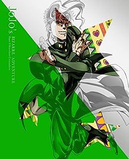 ジョジョの奇妙な冒険スターダストクルセイダース Vol.5 (オリジナルデザインTシャツ付)(初回生産限定版) [Blu-ray]