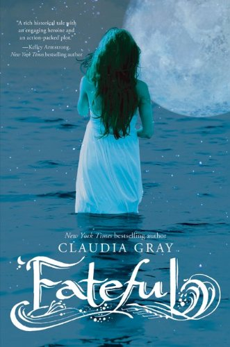 Early Review: Fateful by Claudia Gray