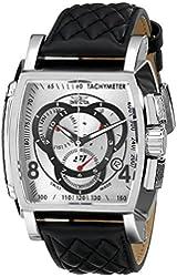 Invicta Men's 15789 S1 Rally Analog Display Swiss Quartz Black Watch