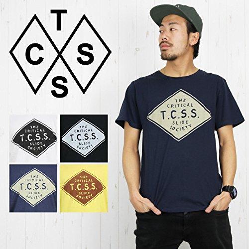 TCSS ティーシーエスエス メンズ Tシャツ SPTS14-02 DOGMA T-SHIRT 半袖 プリントTシャツ 男性用