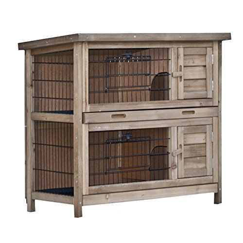 ALEKO-35x18x32-Wooden-Pet-House-Poultry-Hutch-Rabbits-Chickens-Hen-Coop-Wooden-Cage-Roof-Access