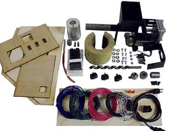 Filament extruder kit