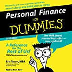 Personal Finance for Dummies | Eric Tyson
