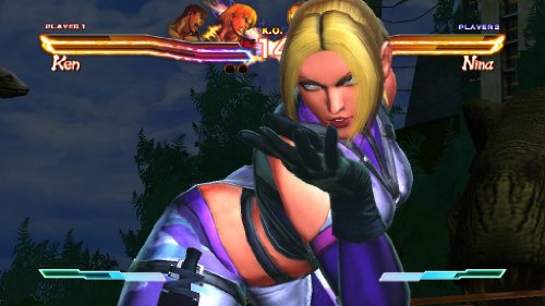 Street Fighter X Tekken Used screenshot