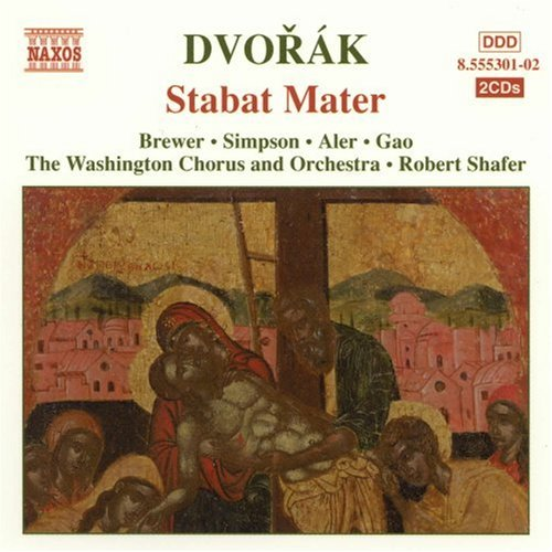 Stabat Mater The Washington Chorus, Shafer Naxos. (2002)