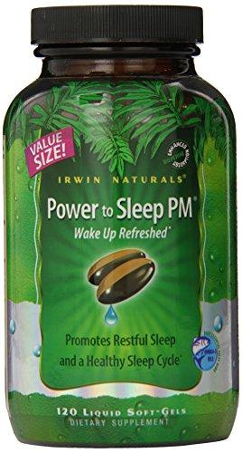 Irwin naturals power to sleep