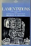 Lamentations (The Anchor Bible , Vol. 7A)