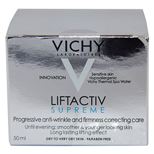 Liftactive Supreme di Vichy, Crema Viso Donna - Vasetto 50 ml