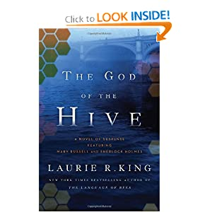 The God of the Hive - Laurie R. King
