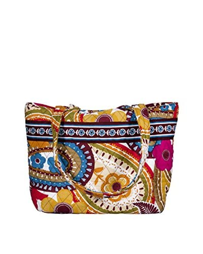Home Essentials and Beyond Carolyn Insulated Lunch Bag, Multi