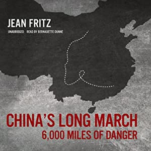 China's Long March Audiobook