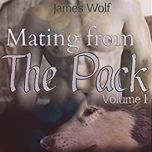 Mating from the Pack: Book 1 (       UNABRIDGED) by James Wolf Narrated by Roy Wells
