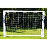 "6' x 4' FORZA Football Goal ""Locking Model"" - [The ONLY GOAL That can be left outside in any weather]by Net World Sports"