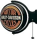 Harley Davidson Rotating Pub Light