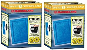 Marineland Rite-Size Cartridge B, 12-Pack