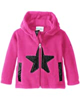 Columbia Girls'  Star Bright Fleece Full Zip Hoodie