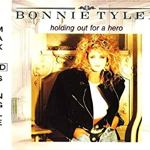bonnie tyler bonnie tyler holding out for a hero. Black Bedroom Furniture Sets. Home Design Ideas