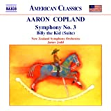 Copland: Symphony No. 3 / Billy the Kid Suite