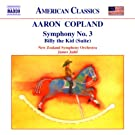 American Classics - Aaron Copland (Sinfonie Nr. 3/Billy the Kid)