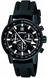 Wenger Men's Commando Patagonian Expedition Race Watch 70890