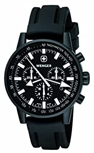 Buy Wenger Mens 70890 Patagonian Expedition Race Stainless Steel Watch by Wenger