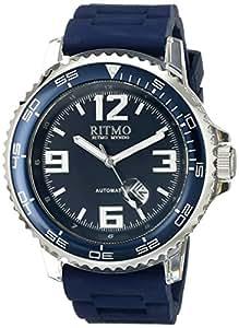 Ritmo Mundo Men's 311/1 Blue Hercules Automatic Watch