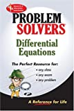 Differential Equations Problem Solver (Problem Solvers)