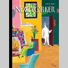 The New Yorker (Jan. 16, 2006)  by Hendrik Hertzberg, Jeffrey Toobin, David Owen, Roger Angell, Steven Shapin, Sasha Frere-Jones, Nancy Franklin, Anthony Lane