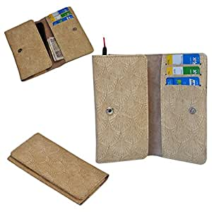 Ding Dong PU Leather Mobile Wallet Flip Pouch Case Cover For Sony Xperia C4*dual available at Amazon for Rs.47866
