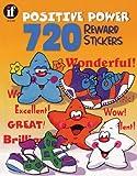 720 Positive Power Reward Stickers, Grades PK - 6