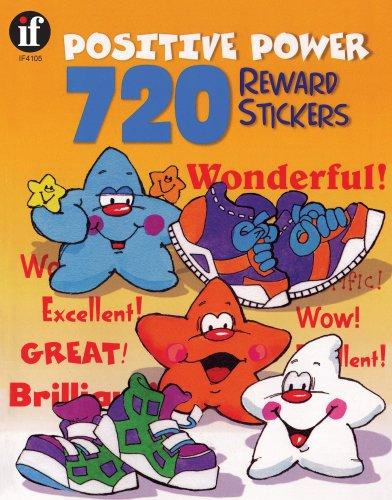 720 Positive Power Reward Stickers