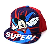 Mickey Mouse Toddler Baseball Cap Hat