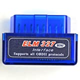 Mini ELM327 OBD-II Bluetooth Diagnostic Car Auto Wireless Interface Scaner Tool Car Repair Tools