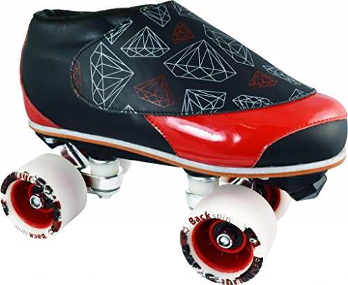 Black Friday VNLA Diamond Walker Pro Plus Aluminum Hub Jam Speed Roller Skates Sale