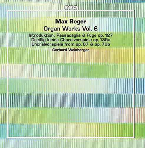 SACD : REGER / WEINBERGER - Organ Works 6 (2 Discos)