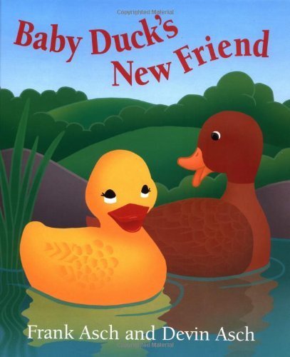 Baby Duck'S New Friend front-937077