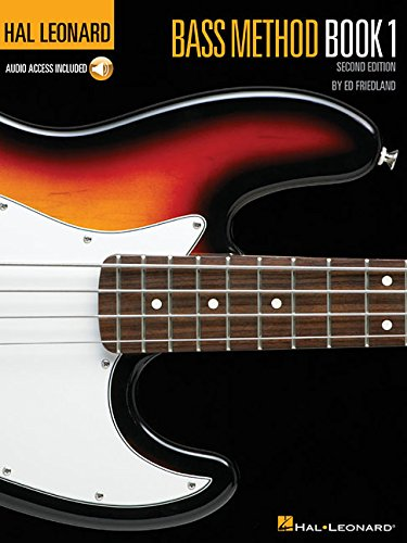Hal Leonard Bass Method (Hal Leonard Electric Bass Method)
