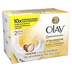 Olay Ultra Moisture Beauty with Shea Butter Bar Soap