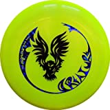 Eurodisc II 175g Ultimate Frisbee Disc CREATURE YELLOW