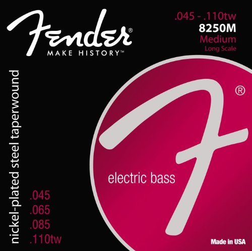 Fender Accessories 073-8250-406 Nickel Plated