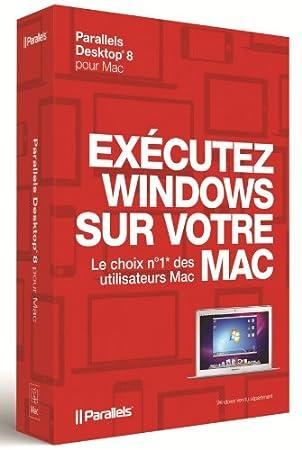 Parallels Desktop 8 pour Mac