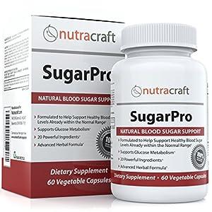 Herbal blood sugar control