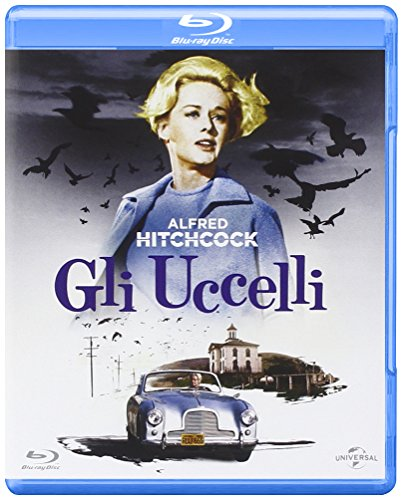 Gli uccelli [Blu-ray] [IT Import]