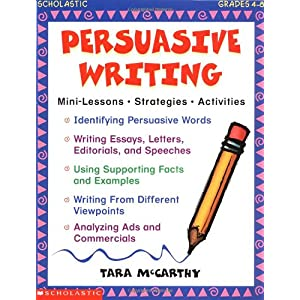 persuasive writing topics for 5th graders