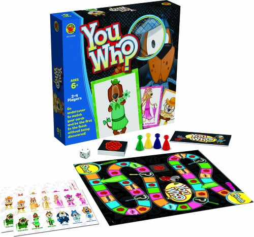 You Who? Educational Board Game